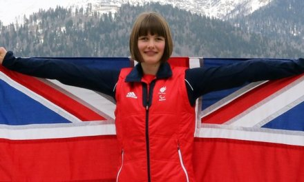 Para-skiing Worlds: Millie Knight aims to 'fly the flag' for Britain