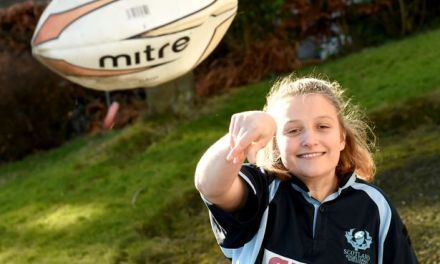 Young Scot Awards 2015: Inspirational disability sports teen receives nomination