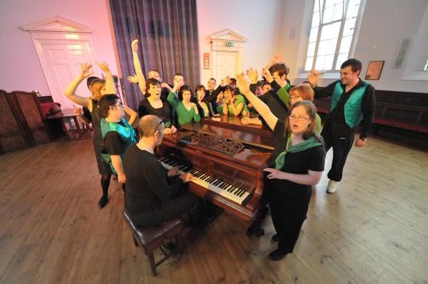 Carousel Singers