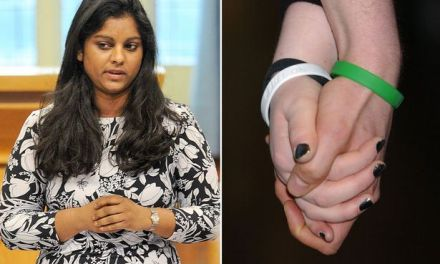 Wristbands for mentally ill: Tory candidate sparks fury