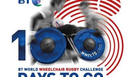 ITV to broadcast the inaugural BT World Wheelchair Rugby Challenge