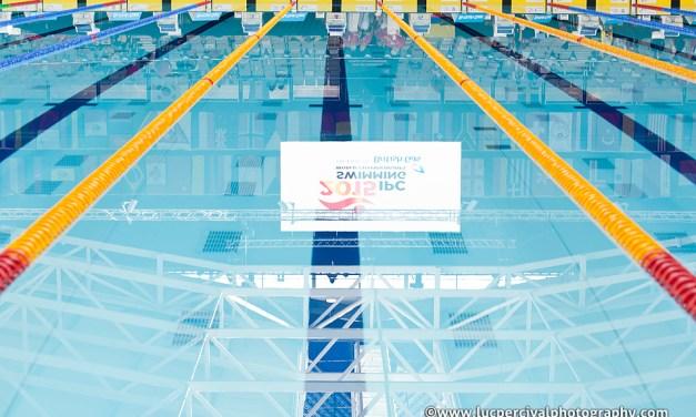 IPC Swimming World Championships Day Three: heats