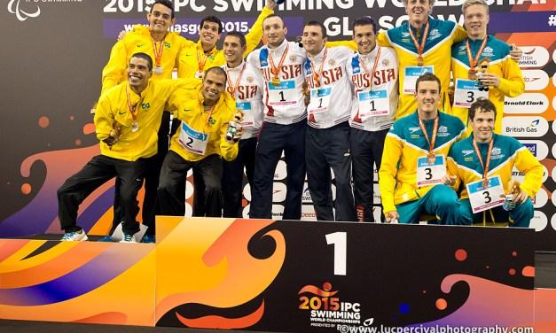 IPC Swimming World Championships Day Five: Finals