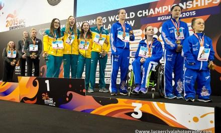 IPC Swimming World Championships Day Five: heats