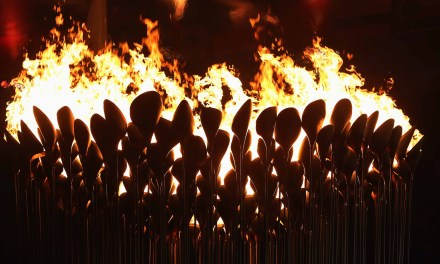 Countdown to the Rio 2016 Paralympic Heritage Flame Celebration: One year to go