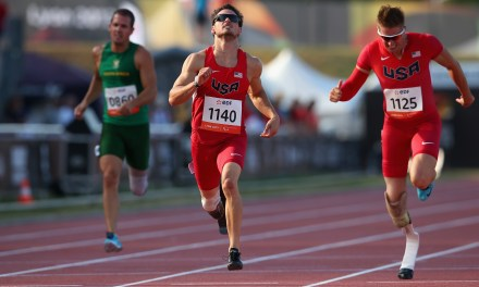 Doha 2015 release second film in 'My Incredible Story' series as sponsors launch IPC Athletics World Championship competitions