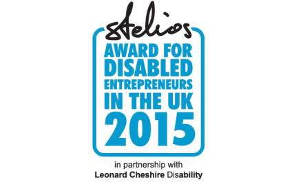 Finalists announced for the 2015 Stelios Award for Disabled Entrepreneurs