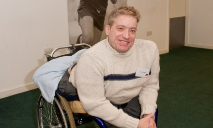 DISABLED PEOPLE'S LIVES CHANGED BY OXBRIDGE RUGBY MATCH