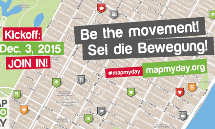 #MapMyDay – Movement for Accessibility