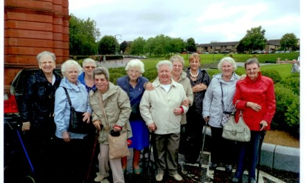 'Duke of Edinburgh for over 50s' helps Glenview Court keep active