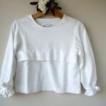 Holly organic cotton t-shirt