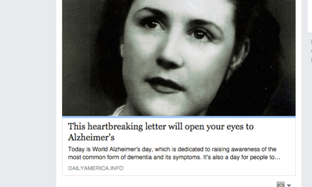 The real story of Alzheimer's