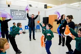 London SEN children set to RADiate