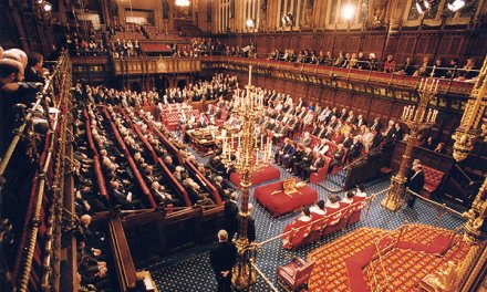 The Government is failing in its duty of care to disabled people, says Lords report