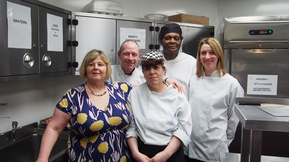 Birmingham conference centre celebrates 10 years of supporting blind people into work