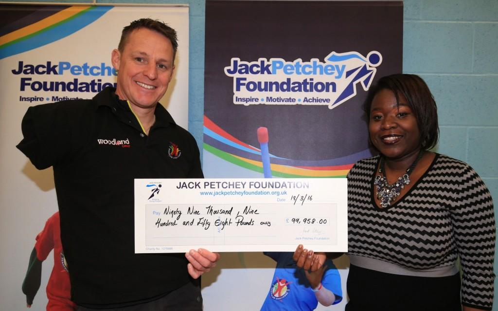 Jack Petchey Foundation announces record funding for Panathlon