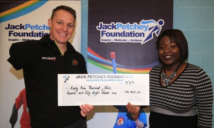 Jack Petchey Foundation announces record funding for Panathlon