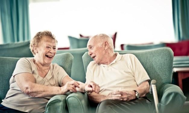 Blind Veterans UK's beneficiary recruitment advert in Good Housekeeping magazine