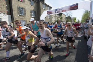 WFL World Run Cambridge