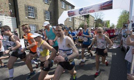 UK Wings For Life World Run 2016