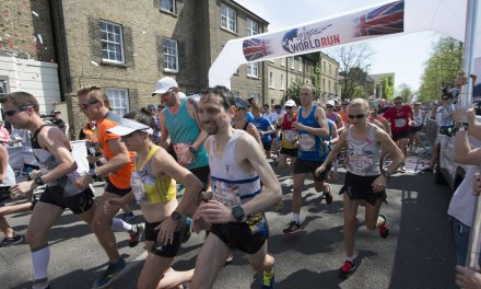 UK Wings For Life World Run 2016