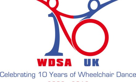 The Wheelchair Dance Sport Association are celebrating 10 years of Wheelchair Dance