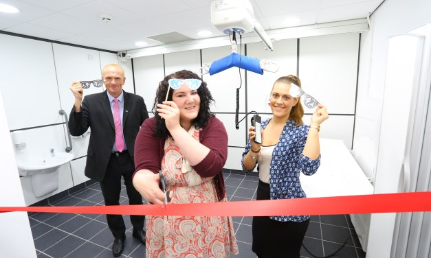 Washington's Galleries Shopping Centre launch Changing Places facility for disabled visitors