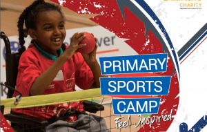 Leeds 'Feel Inspired' Primary Sports Camp with WheelPower