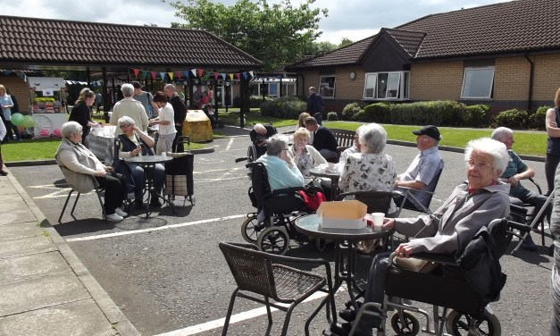 Not just down to 'Fete': Care home raises hundreds from summer event