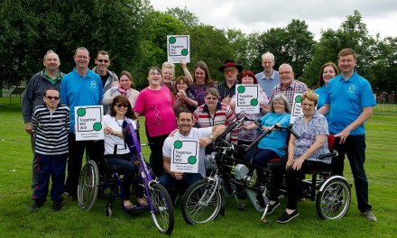 New campaign encourages more disabled people to be active