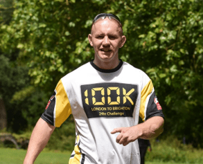 Shaun prepares for final stage of 100k challenge and wants you to join him!