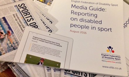 New research finds demand for more disability sport news