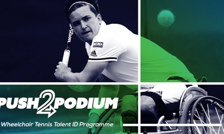 Wimbledon champions support new Wheelchair Tennis Talent ID scheme