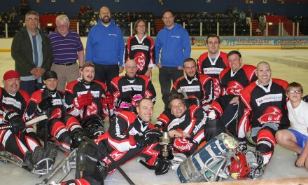 Peterborough Phantoms Sledge Team Win Fourth Consecutive League Title