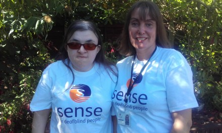 Deafblind woman to scale the O2 to raise money for charity