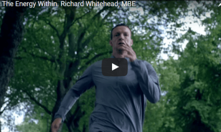 Richard Whitehead refuses to be defined by disability