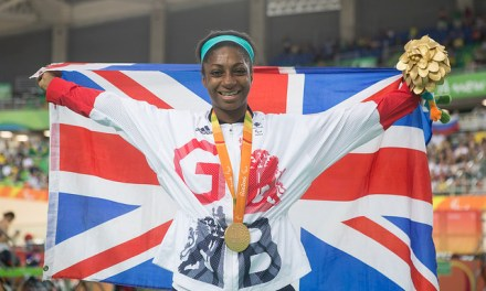 Kadeena Cox flys the flag for ParalympicsGB as record-breaking Games come to a close