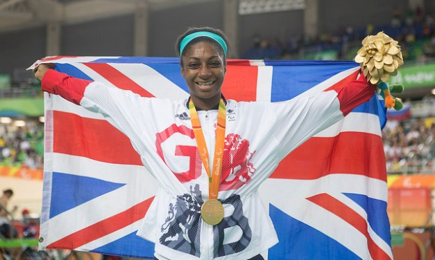 Rio Paralympics: Kadeena Cox on helping others, future goals and the 'Kadeena the machiner' myth