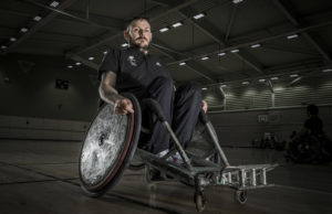 ParalympicsGB wheelchair rugby