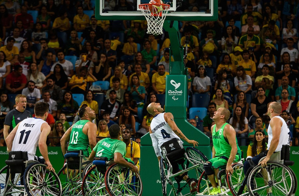 Rio Paralympics: 'Brazil has delivered', say GB athletes as Games reaches half-way point