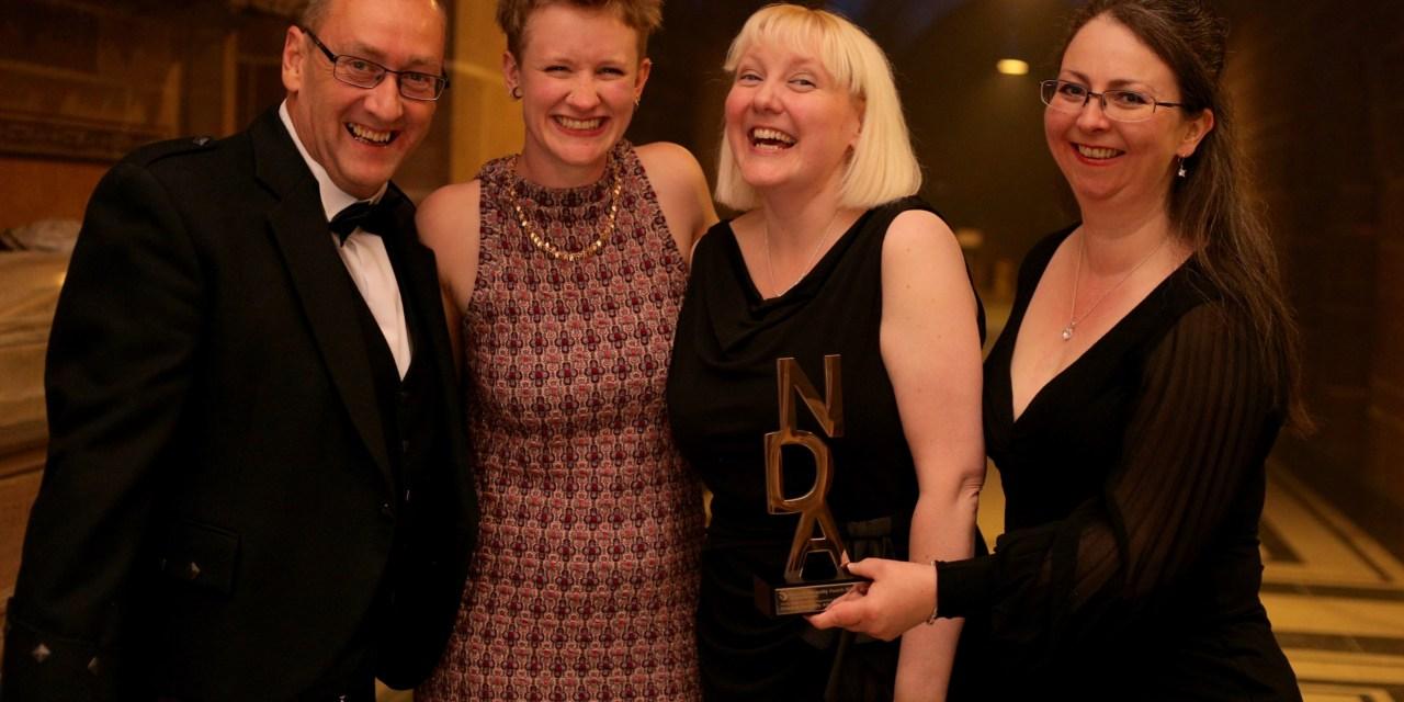 Glasgow Disability Alliance Win at UK's Largest Diversity Awards