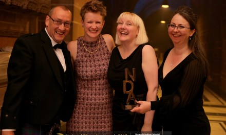 Glasgow Disability Alliance Win at UK's Largest Diversity Awards