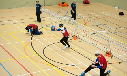 Open Goal: Goalball UK welcomes sighted players