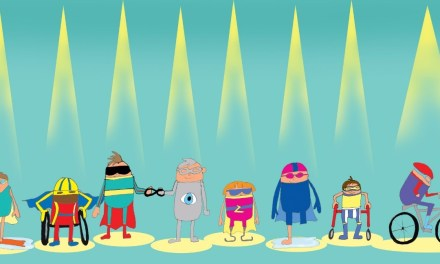 Paralympians invite everyday superheroes to join their teams at new superhero series