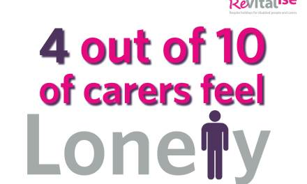 It'll be lonely for carers this Christmas, finds new study by charity Revitalise
