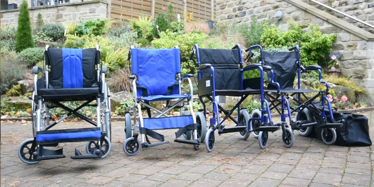 The Perfect Travel Wheelchair for the Festive Season