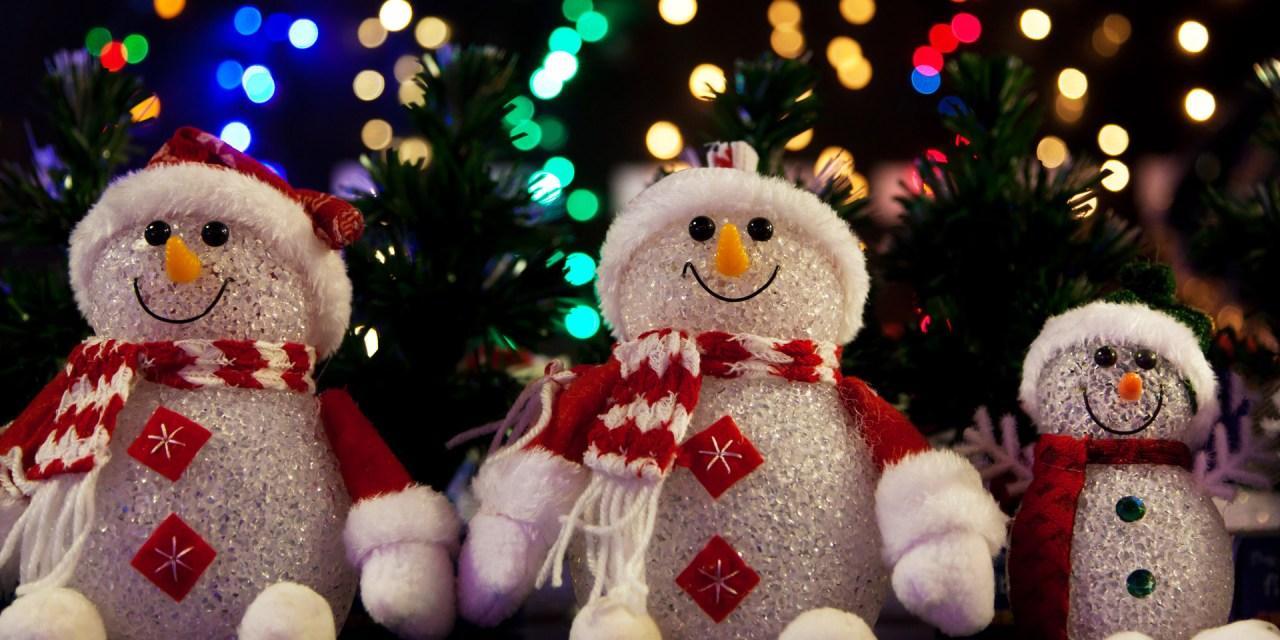 PosAbility's Christmas Scrapbook 2016