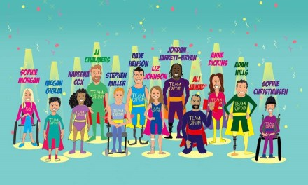 New Celebrity Team Captains announced for Superhero Tri Series