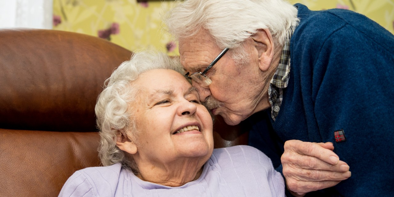 Doting Couple Celebrate 71st Valentine's Day – Give Tips For Long Marriage