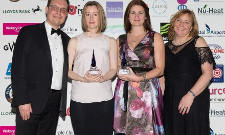 Moors Valley Country Park and Forest glitters in regional tourism awards